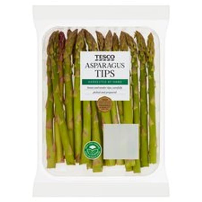 Asparagus Tips 125G Class 1 Clubcard Price