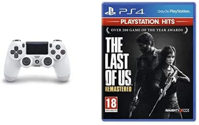 Prime Day - PS4 Dual Shock Controller & Game Bundle