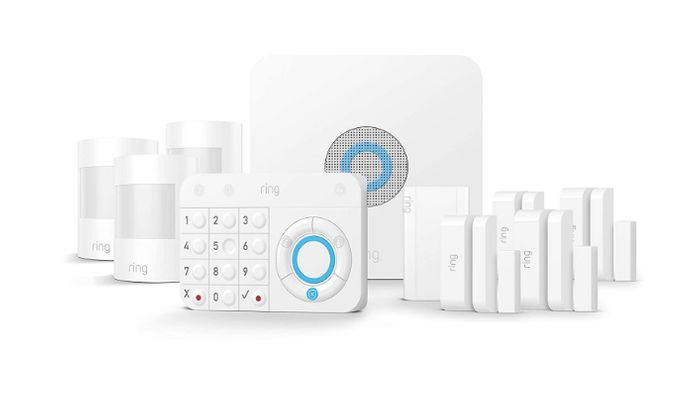 Prime Day Deal - Ring Alarm 10-Piece Kit - Only £289!