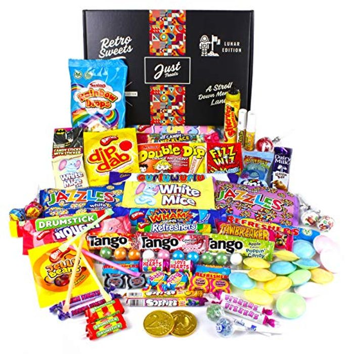 Gift Hamper: Jam Packed with the Best Ever Retro Sweets