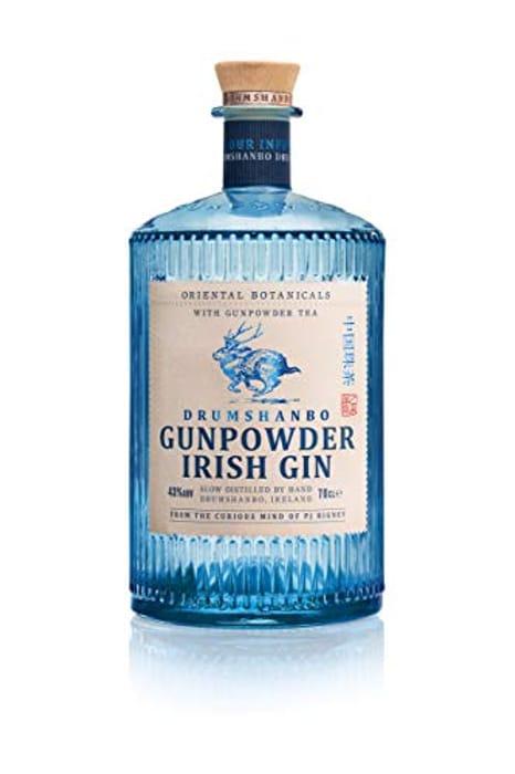 LOWEST EVER - Drumshanbo Gunpowder Irish Gin, 70 Cl