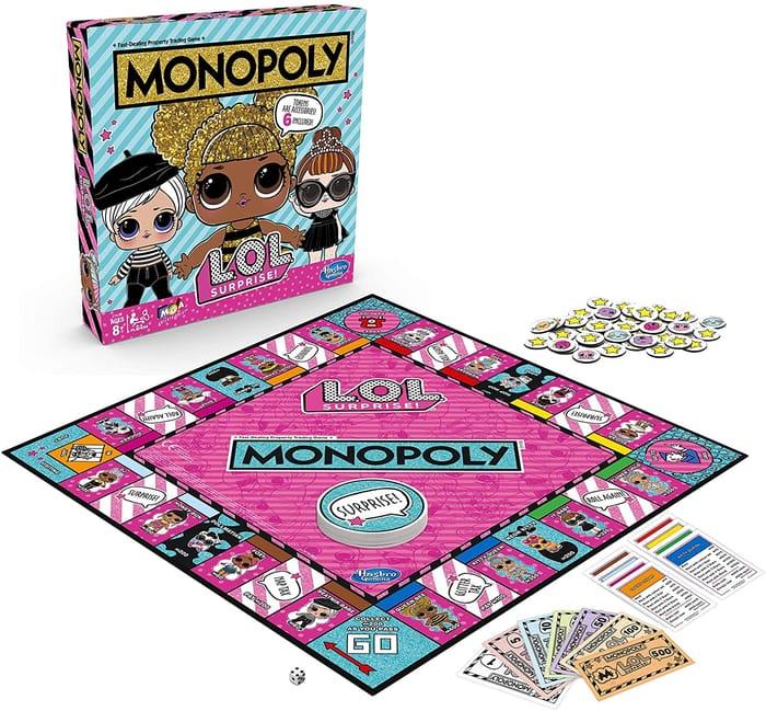 Best Price! MONOPOLY - L.O.L. Surprise Edition
