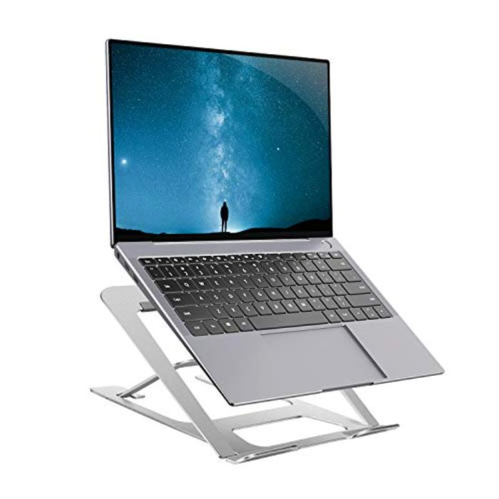 Deal Stack! Laptop Stand, 6 Levels of Height Adjustment