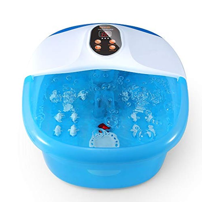Foot Spa and Massager, & voucher Price £23.22
