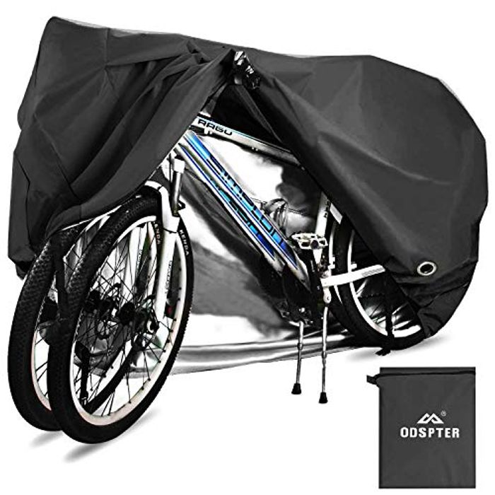 Bike Cover for 2 Bikes with £10 off Coupon