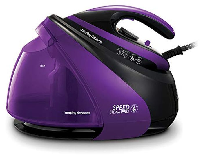 Prime Deal! Morphy Richards 332100 Steam Generator Iron