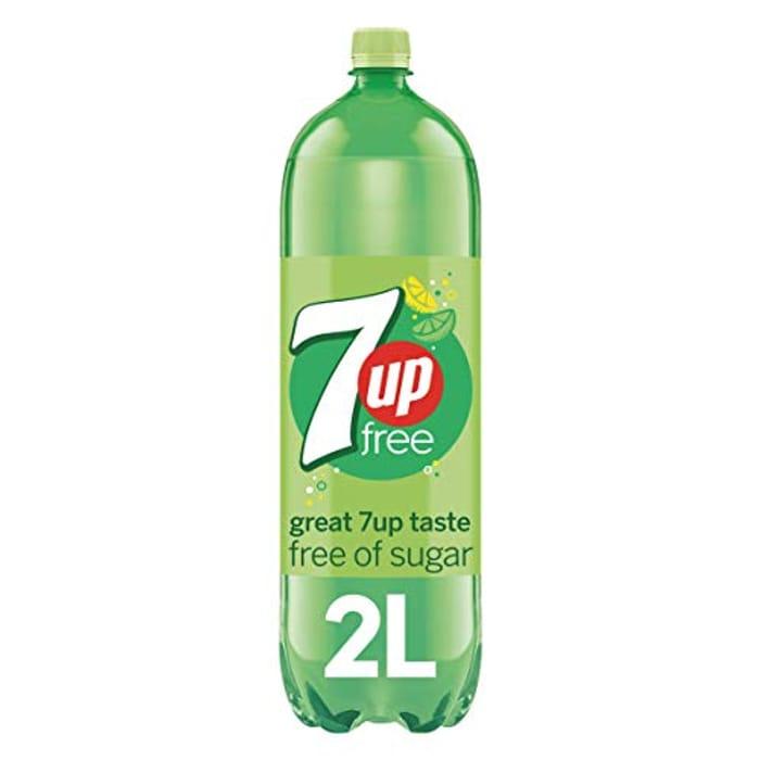 7UP Free - Lemon & Lime 2L