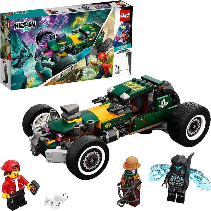 LEGO HIDDEN SIDE - Supernatural Racing Car (70434)