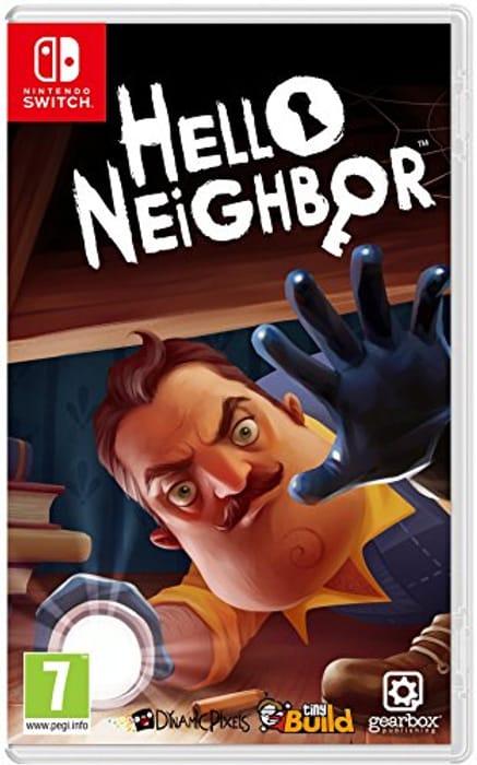 Hello Neighbor (Nintendo Switch) - Prime Deal