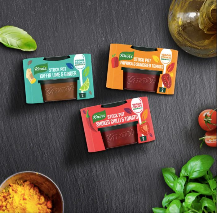 Free Sample of Knorr Stock Pots Smoked Chilli & Tomato through Facebook