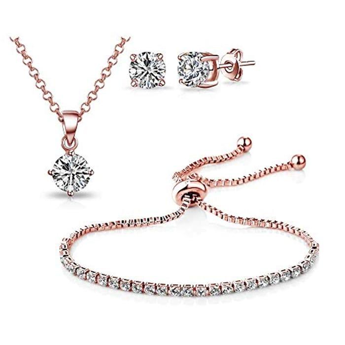 Philip Jones Jewellery Set