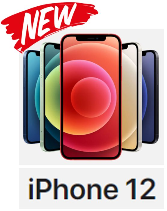 HEADS UP! NEW APPLE iPhone 12 - 64 GB