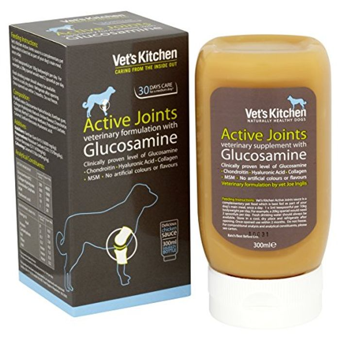 Vet's Kitchen -Joint Supplement - Gravy with Glucosamine - Advanced Nutrition