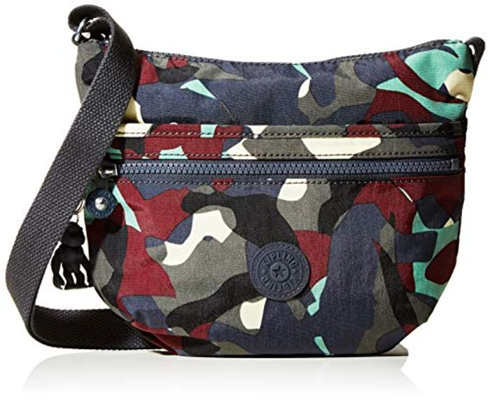 Kipling Women's Arto S Handbags - Multicolour (Camo Large)