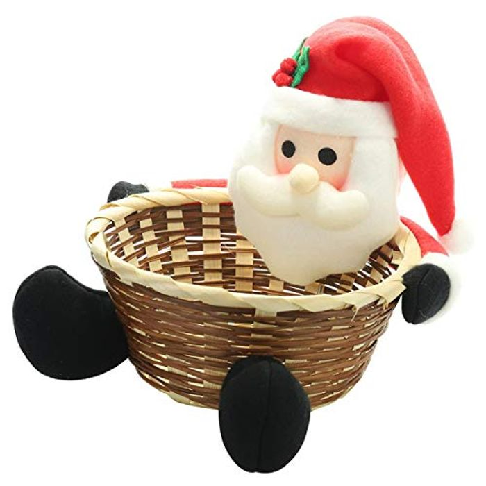 Christmas Decoration Candy Bowl