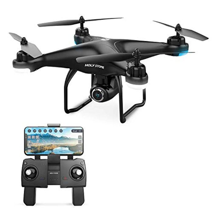 Holy Stone HS120D FPV Drone with Camera for Adults