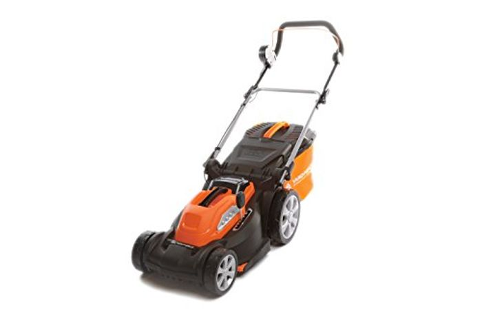 Yard Force 40V 37cm Cordless Lawnmower with 2.5AH Lithium-Ion Battery