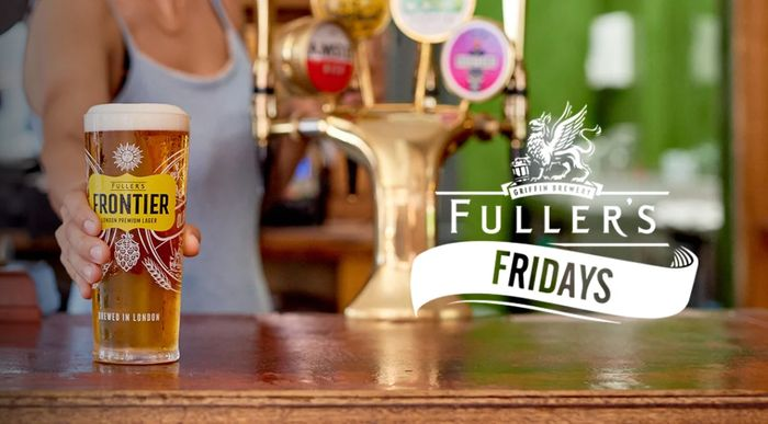 Free Pint at Fuller's Pubs on Fridays