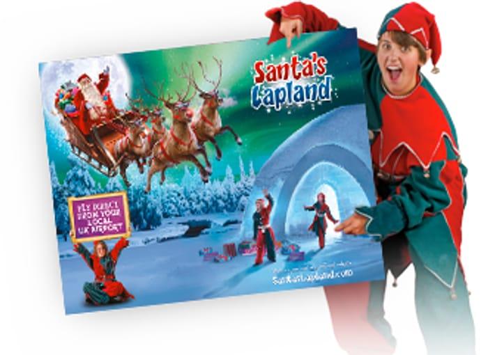 Free Copy of Our Santas Lapland Brochure