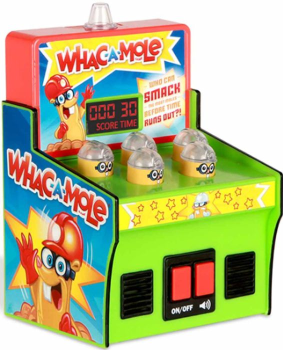 £10 off Whac-a-Mole Electronic Tabletop Game