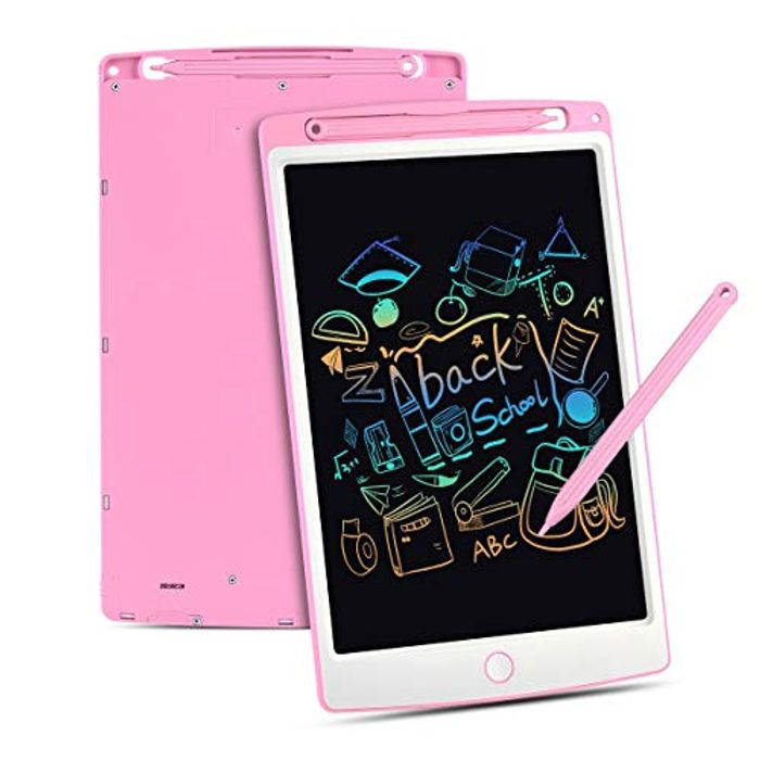 LCD Writing Tablet, 10 Inch Colorful Digital Ewriter