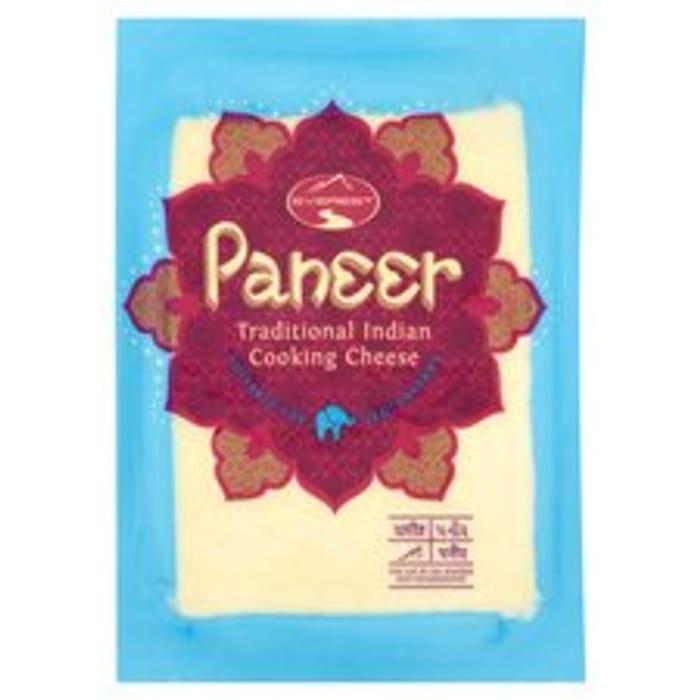 Cheap Everest Paneer Block Cheese 226G CLUB CARD PRICE