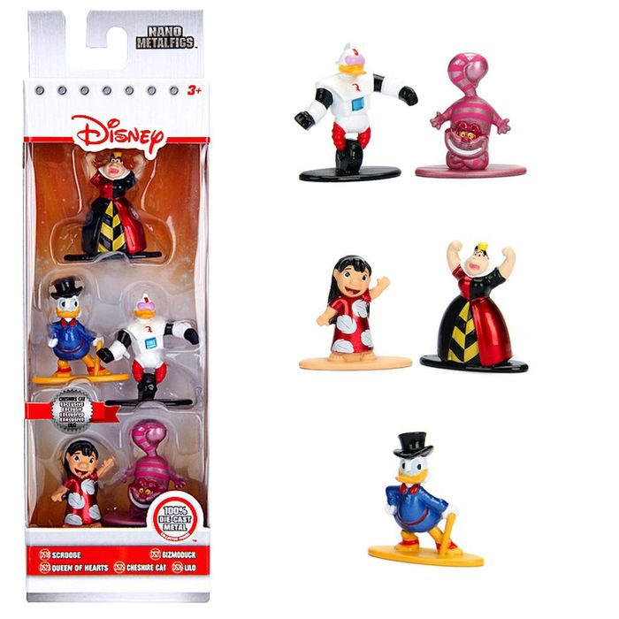 Disney Nano Metalfigs 5 Pack