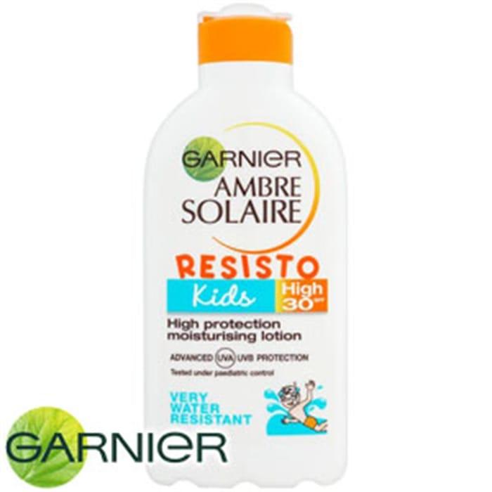 Cheap Garnier Kids Sun Protection at Home Bargains