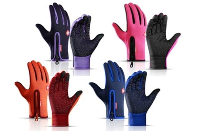 Winter Touchscreen Waterproof Thermal Gloves
