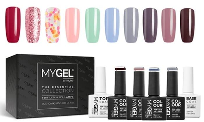 Best Price! Mylee Professional Gel Nail Polish Set