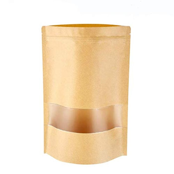DEAL STACK - Self-Sealing Kraft Paper Bag100Pcs + 10% Coupon