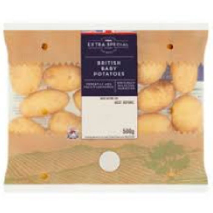 ASDA Extra Special British Baby Potatoes - Only £0.49!