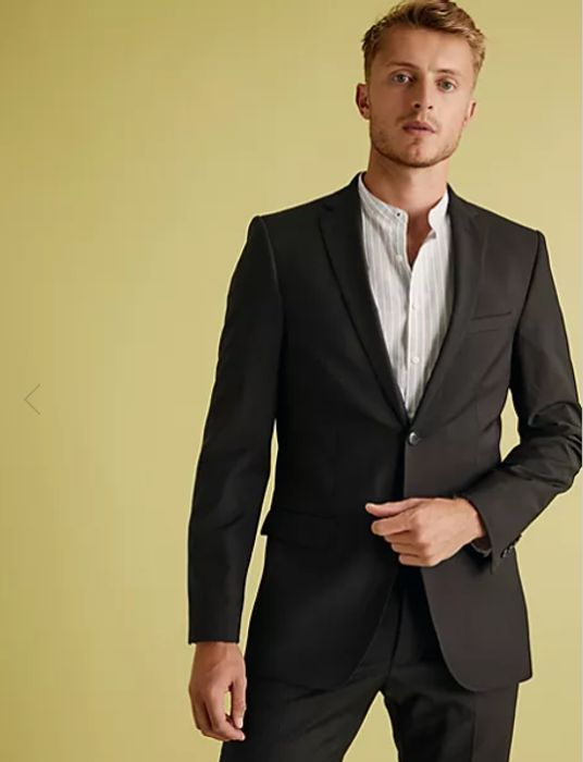 Marks & Spencer - Up To £80 Off Men's Suits