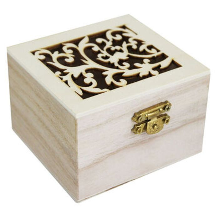 Small Wooden Box - Only £2!