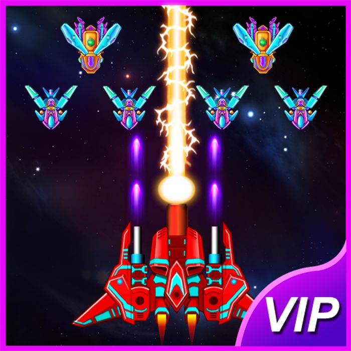 MUST HAVE CLASSIC Galaxy Attack: Alien Shooter (Premium) TEMP FREE