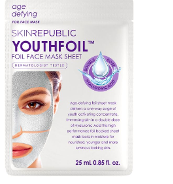 Free Youthfoil Mask (Worth £7.99) Complete Skin Survey