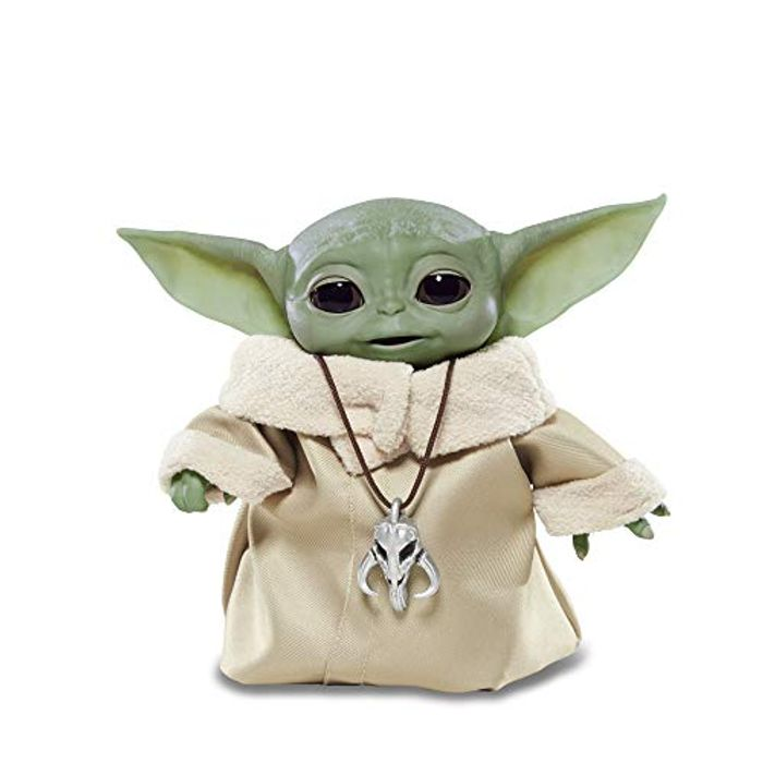 Star Wars the Child Animatronic Edition AKA Baby Yoda