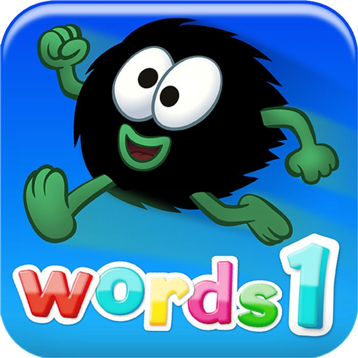 Hairy Words 1 - Usually £2.99