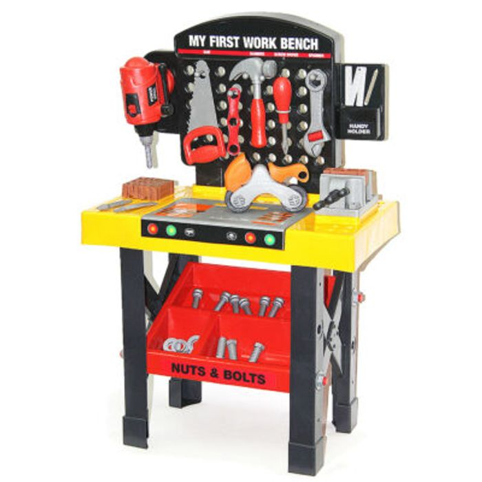 Kids Toy Tool Bench FREE UK DELIVERY