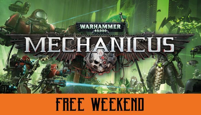 Warhammer 40,000: Mechanicus (PC Game) | Free Weekend
