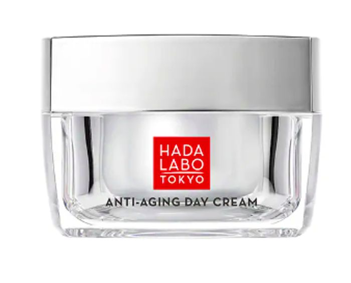 Hada Labo Tokyo Anti Ageing Wrinkle Reducing Day Cream 50m
