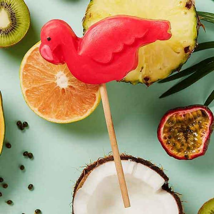 Superdrug Paradise Flamingo Soap 100g