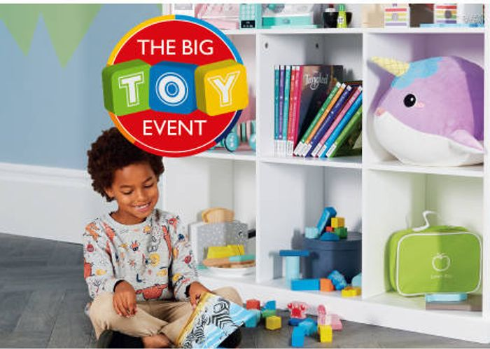 In Store & Online - Aldi Big Toy Event Online Now - Giant Sloths £12.99!
