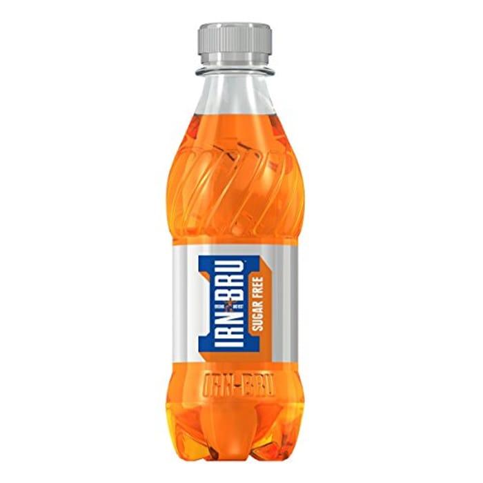 (Pre-Order) Irn-Bru Sugar Free Bottles 250ml * 24 Bottles