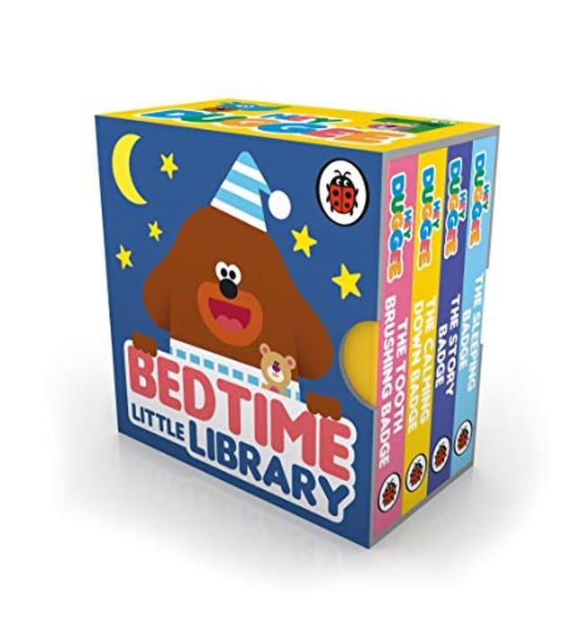 Bedtime Board Book Library