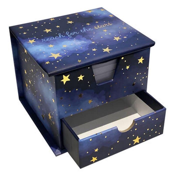 Reach for the Stars Memo Cube