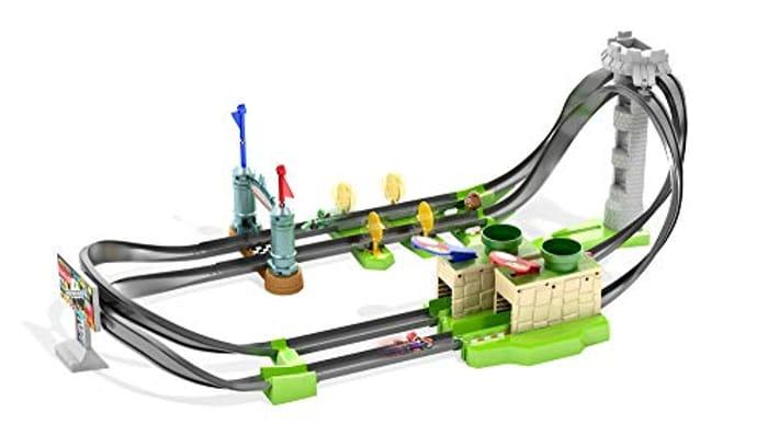 Hot Wheels Mario Kart Circuit Track