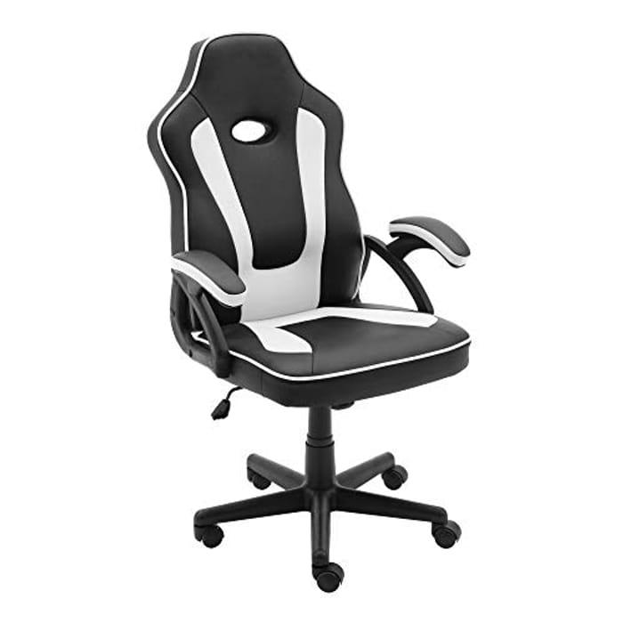 Gaming Chair Racing Style Swivel