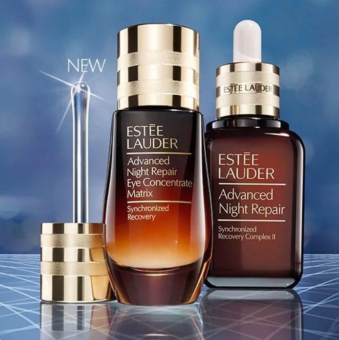 Free Sample of Estee Lauder Advanced Night Repair Eye Concentrate Matrix