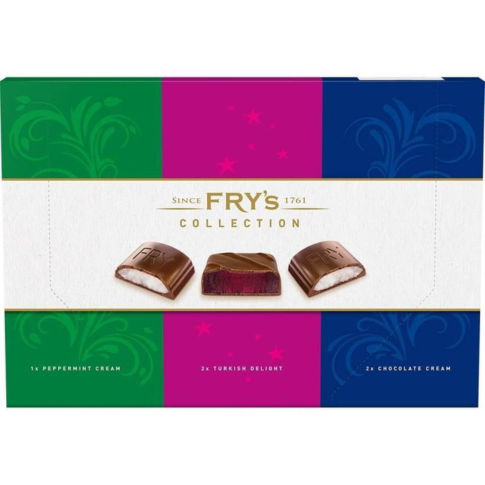 Fry's Chocolate Selection Pack.